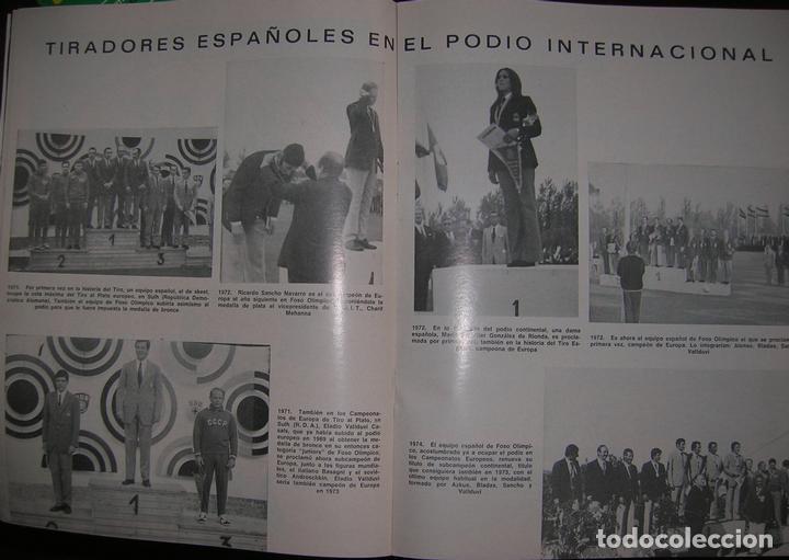 Coleccionismo deportivo: Revista informativa de la Federación Nacional del Tiro Olímpico Español - Foto 3 - 63451440