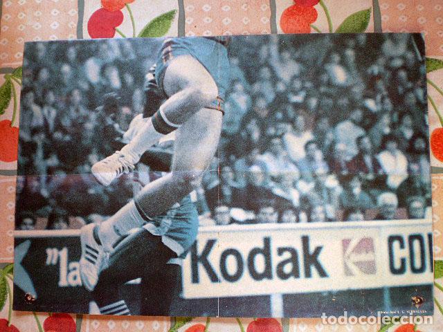 Coleccionismo deportivo: Revista Superbasket Super Basket nº 1 (marzo 1986) Incluye póster gigante SuperEpi Super Epi - Foto 8 - 65442526