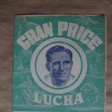 Coleccionismo deportivo: 2 REVISTAS GRAND PRICE LUCHA AÑO 1959. Lote 68248458