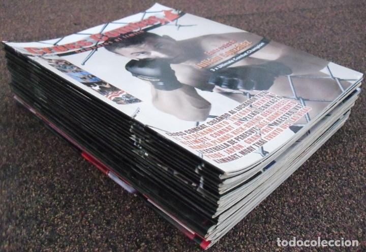 COLECCIÓN COMPLETA DE LA REVISTA DE ARTES MARCIALES MIXTAS (MMA) ''CROSS COMBAT'' (25 NÚMEROS) (Coleccionismo Deportivo - Revistas y Periódicos - otros Deportes)