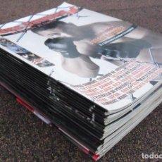 Coleccionismo deportivo: COLECCIÓN COMPLETA DE LA REVISTA DE ARTES MARCIALES MIXTAS (MMA) ''CROSS COMBAT'' (25 NÚMEROS). Lote 66890574