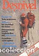REVISTA DESNIVEL Nº 17. FEBREO-MARZO DE 1985. FITZ ROY, BALTORO, ANNAPURNA, CONTRERAS, YULUNG KANG (Coleccionismo Deportivo - Revistas y Periódicos - otros Deportes)