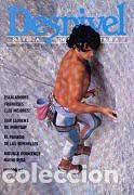 REVISTA DESNIVEL N° 28. MARZO-ABRIL DE 1987. SEYCHELLES, ESCALADORES FRANCESES, SAN LLORENS MONTGAY (Coleccionismo Deportivo - Revistas y Periódicos - otros Deportes)