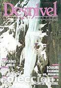 REVISTA DESNIVEL N° 32. NOVIEMBRE DE 1987. REVISTA DE MONTAÑA (Coleccionismo Deportivo - Revistas y Periódicos - otros Deportes)