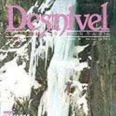 Coleccionismo deportivo: REVISTA DESNIVEL N° 32. NOVIEMBRE DE 1987. REVISTA DE MONTAÑA. Lote 68379861