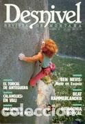 REVISTA DESNIVEL N° 36. ABRIL DE 1988 (Coleccionismo Deportivo - Revistas y Periódicos - otros Deportes)