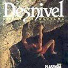 Coleccionismo deportivo: REVISTA DESNIVEL N° 38. REVISTA DE MONTAÑA. Lote 68380851