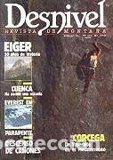 REVISTA DESNIVEL N° 46. ABRIL DE 1989. REVISTA DE MONTAÑA (Coleccionismo Deportivo - Revistas y Periódicos - otros Deportes)