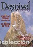 REVISTA DESNIVEL N° 50. NOVIEMBRE DE 1989. REVISTA DE MONTAÑA (Coleccionismo Deportivo - Revistas y Periódicos - otros Deportes)