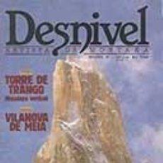 Coleccionismo deportivo: REVISTA DESNIVEL N° 50. NOVIEMBRE DE 1989. REVISTA DE MONTAÑA. Lote 68439157