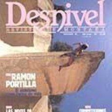 Coleccionismo deportivo: REVISTA DESNIVEL N° 61. REVISTA DE MONTAÑA. Lote 68444853