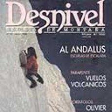 Coleccionismo deportivo: REVISTA DESNIVEL N° 72. ABRIL DE 1992 REVISTA DE MONTAÑA. Lote 68450465