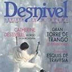Coleccionismo deportivo: REVISTA DESNIVEL N° 80. ENERO DE 1993. REVISTA DE MONTAÑA. Lote 68486409