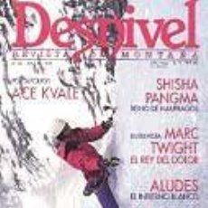 Coleccionismo deportivo: REVISTA DESNIVEL N° 82. MARZO DE 1993. REVISTA DE MONTAÑA. Lote 68487729