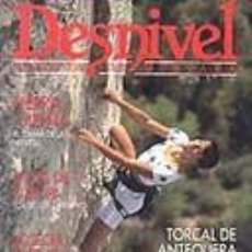 Coleccionismo deportivo: REVISTA DESNIVEL N° 83. ABRIL DE 1993. REVISTA DE MONTAÑA. Lote 68488581
