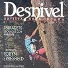 Coleccionismo deportivo: REVISTA DESNIVEL N° 85. JUNIO DE 1993. REVISTA DE MONTAÑA. Lote 68489601