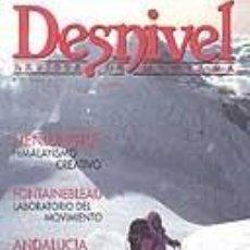 Coleccionismo deportivo: REVISTA DESNIVEL N° 88. OCTUBRE DE 1993. REVISTA DE MONTAÑA. Lote 68491269