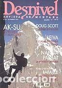 REVISTA DESNIVEL N° 89. NOVIEMBRE DE 1993. REVISTA DE MONTAÑA (Coleccionismo Deportivo - Revistas y Periódicos - otros Deportes)