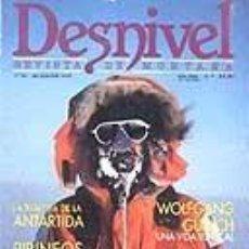 Coleccionismo deportivo: REVISTA DESNIVEL N° 90. DICIEMBRE DE 1993. REVISTA DE MONTAÑA. Lote 68495729