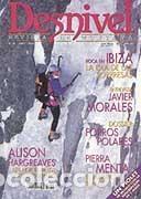 REVISTA DESNIVEL N° 94. ABRIL DE 1994. REVISTA DE MONTAÑA (Coleccionismo Deportivo - Revistas y Periódicos - otros Deportes)