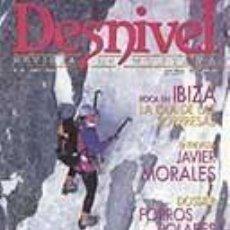 Coleccionismo deportivo: REVISTA DESNIVEL N° 94. ABRIL DE 1994. REVISTA DE MONTAÑA. Lote 68497433