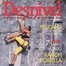 Coleccionismo deportivo: REVISTA DESNIVEL N° 95. MAYO DE 1994. REVISTA DE MONTAÑA. Lote 68497957