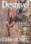 REVISTA DESNIVEL N° 96. JUNIO DE 1994. REVISTA DE MONTAÑA (Coleccionismo Deportivo - Revistas y Periódicos - otros Deportes)