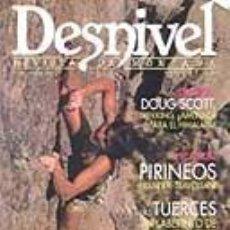Coleccionismo deportivo: REVISTA DESNIVEL N° 96. JUNIO DE 1994. REVISTA DE MONTAÑA. Lote 68498765