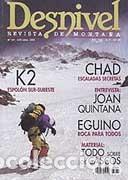 REVISTA DESNIVEL N° 99. OCTUBRE DE 1994. (Coleccionismo Deportivo - Revistas y Periódicos - otros Deportes)