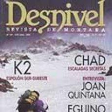 Coleccionismo deportivo: REVISTA DESNIVEL N° 99. OCTUBRE DE 1994. . Lote 68501973