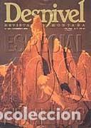 REVISTA DESNIVEL N° 100. NOVIEMBRE DE 1994. ESPECIAL 100 NÚMEROS (Coleccionismo Deportivo - Revistas y Periódicos - otros Deportes)