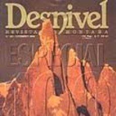 Coleccionismo deportivo: REVISTA DESNIVEL N° 100. NOVIEMBRE DE 1994. ESPECIAL 100 NÚMEROS. Lote 68502549