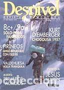 REVISTA DESNIVEL N° 104. MARZO DE 1995 (Coleccionismo Deportivo - Revistas y Periódicos - otros Deportes)
