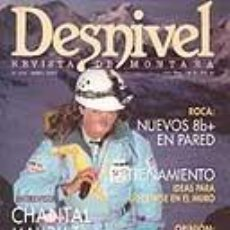 Coleccionismo deportivo: REVISTA DESNIVEL N° 105. ABRIL DE 1995. Lote 68506977