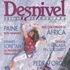 Coleccionismo deportivo: REVISTA DESNIVEL N° 107. JUNIO DE 1995. Lote 68507761