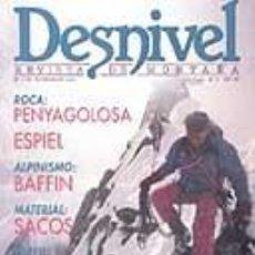 Coleccionismo deportivo: REVISTA DESNIVEL NÚMERO 113. DICIEMBRE 1995. Lote 68529117