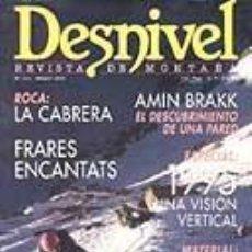 Coleccionismo deportivo: REVISTA DESNIVEL NÚMERO 114. ENERO 1996. Lote 68529137