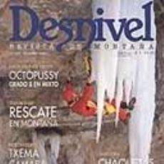 Coleccionismo deportivo: REVISTA DESNIVEL N° 103. FEBRERO DE 1995. Lote 68506185