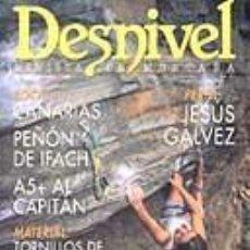 Coleccionismo deportivo: REVISTA DESNIVEL NÚMERO 115. FEBRERO 1996. Lote 68529169