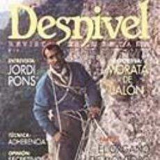 Coleccionismo deportivo: REVISTA DESNIVEL NÚMERO 118. MAYO 1996. Lote 68529305