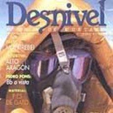 Coleccionismo deportivo: REVISTA DESNIVEL NÚMERO 120. AGOSTO 1996.. Lote 68529393