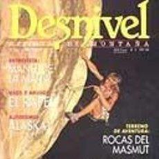 Coleccionismo deportivo: REVISTA DESNIVEL NÚMERO 122. OCTUBRE 1996. ESPECIAL PATONES. Lote 68529513