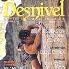 Coleccionismo deportivo: REVISTA DESNIVEL NÚMERO 126. FEBRERO 1997. Lote 68529765