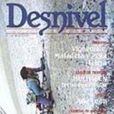 Coleccionismo deportivo: REVISTA DESNIVEL NÚMERO 127. MARZO 1997. Lote 68529813