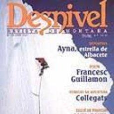 Coleccionismo deportivo: REVISTA DESNIVEL NÚMERO 128. ABRIL 1997. Lote 68529893