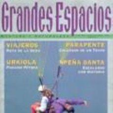Coleccionismo deportivo: REVISTAS GRANDES ESPACIOS Nº 6. SEPTIEMBRE/OCTUBRE 1996. . Lote 68544637