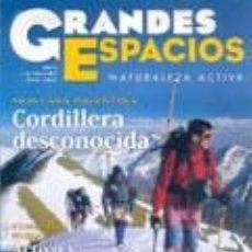 Coleccionismo deportivo: REVISTAS GRANDES ESPACIOS Nº 53. FEBRERO 2001. MONTAÑA PALENTINA. Lote 68544861