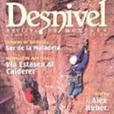 Coleccionismo deportivo: REVISTA DESNIVEL NÚMERO 131 AGOSTO 1997.. Lote 68582053
