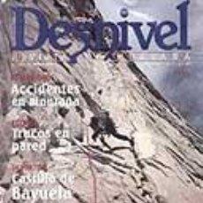 Coleccionismo deportivo: REVISTA DESNIVEL NÚMERO 133 OCTUBRE 1997. . Lote 68582697