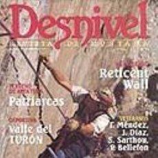 Coleccionismo deportivo: REVISTA DESNIVEL NÚMERO 135 DICIEMBRE 1997. . Lote 68583641